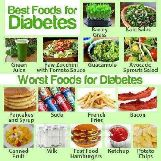 Best Foods for Diabetes and Worst Foods for Diabetes