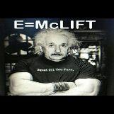 E = McLIFT