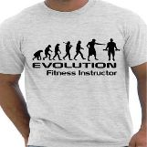 Evolution of the Fitness Instructor
