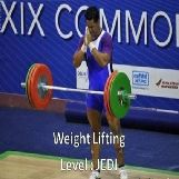 Jedi Weight Lifting Level