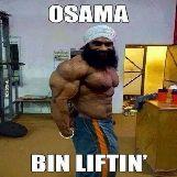 Osama Bin Liftin'