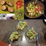 Simple Healthy Chilean Avocado Salad