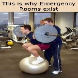 This is Why Emergency Rooms Exist