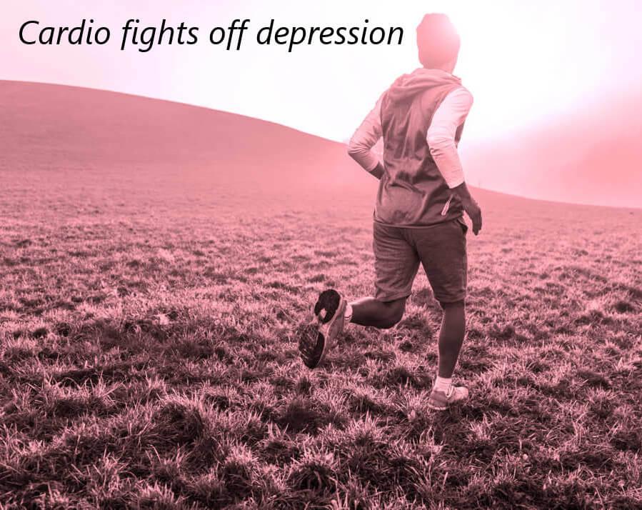 Cardio Exercise Alleviates Depression