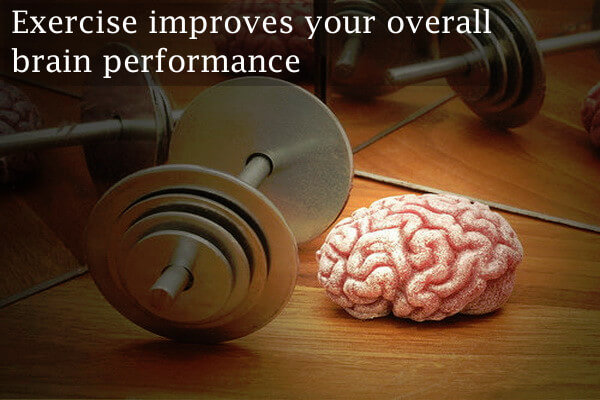 Exercise Improves Brain Performance