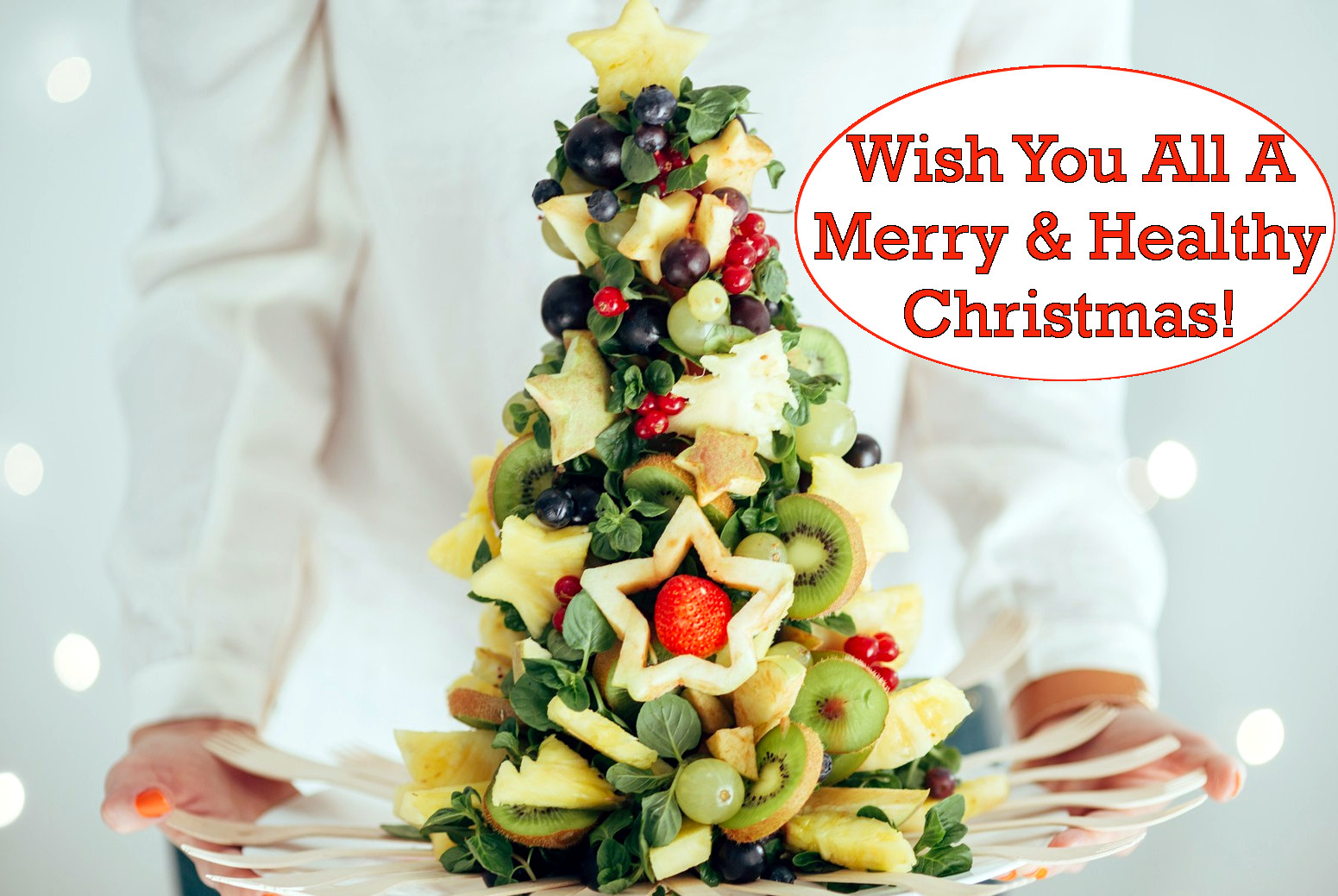 Have a Merry and HEALTHY Christmas!