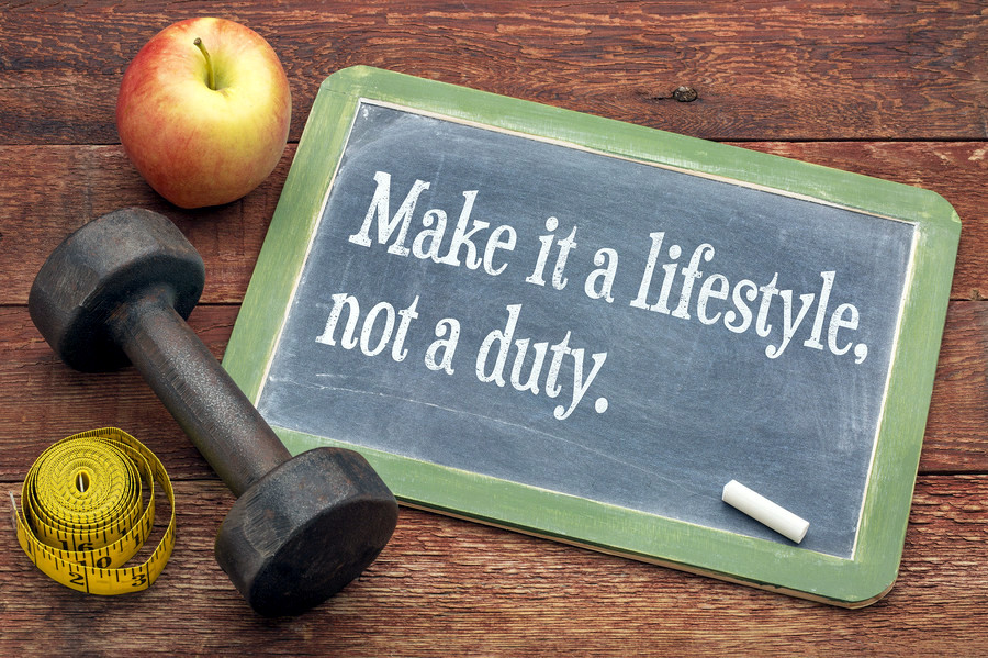 Make Healthy Living a Lifestyle