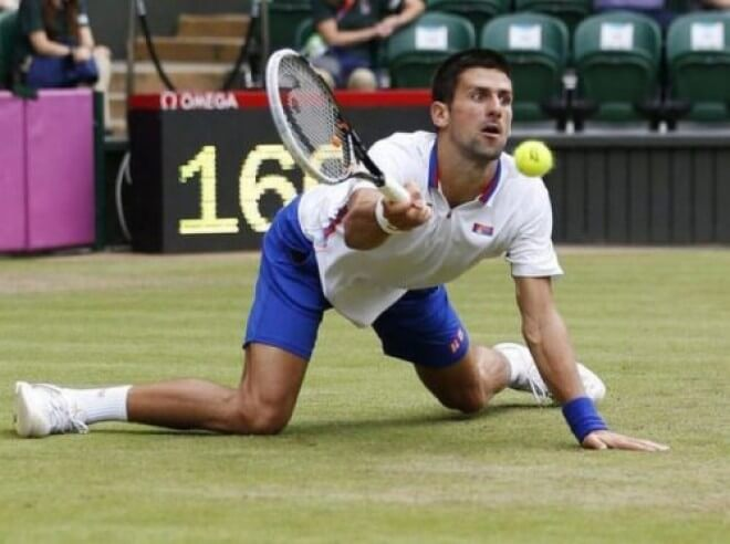 Novak Djokovic Knows What it Takes